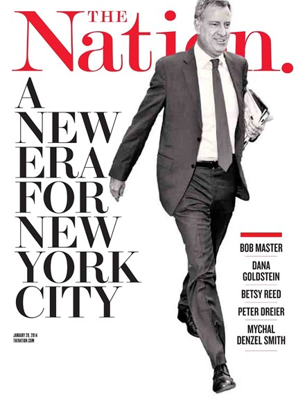 The Nation Cover - 1/20/2014