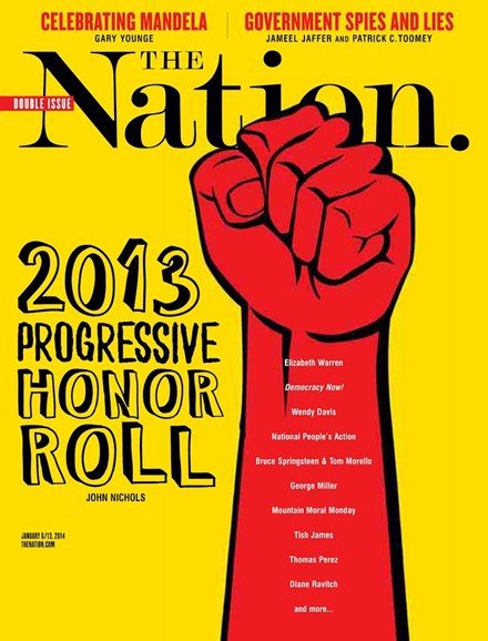 The Nation Cover - 1/6/2014