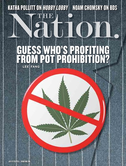 The Nation Cover - 7/21/2014