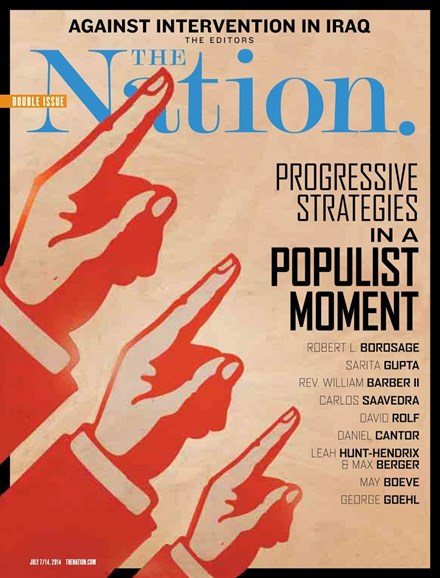The Nation Cover - 7/7/2014