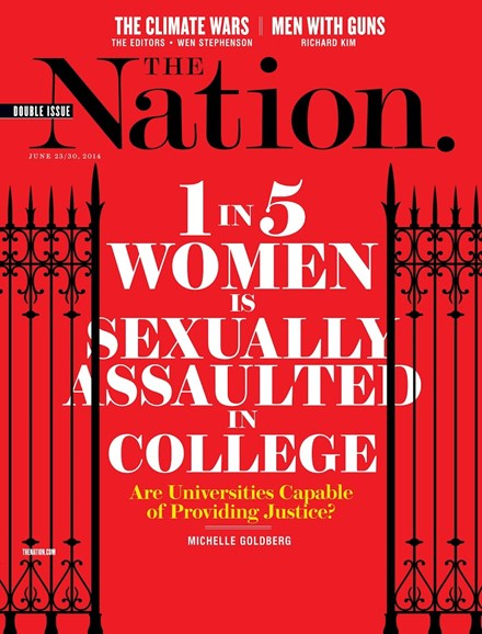 The Nation Cover - 6/23/2014