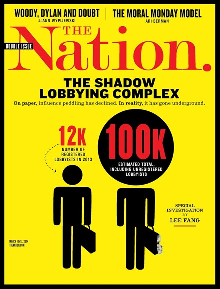 The Nation Cover - 5/10/2014