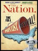 The Nation Magazine 3/24/2014