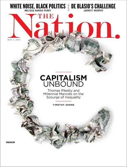The Nation Cover - 5/5/2014