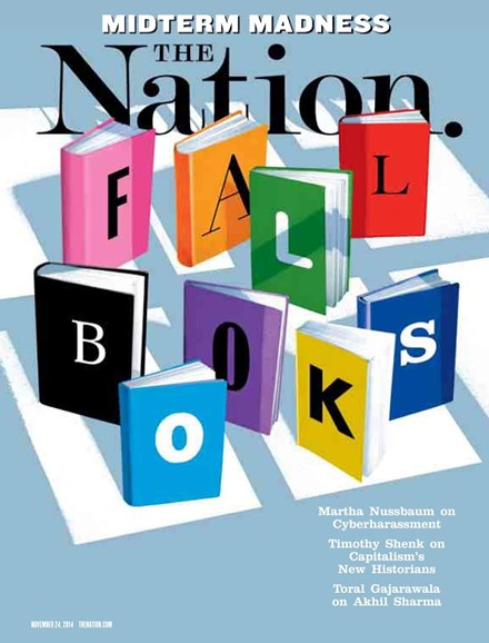 The Nation Cover - 11/24/2014