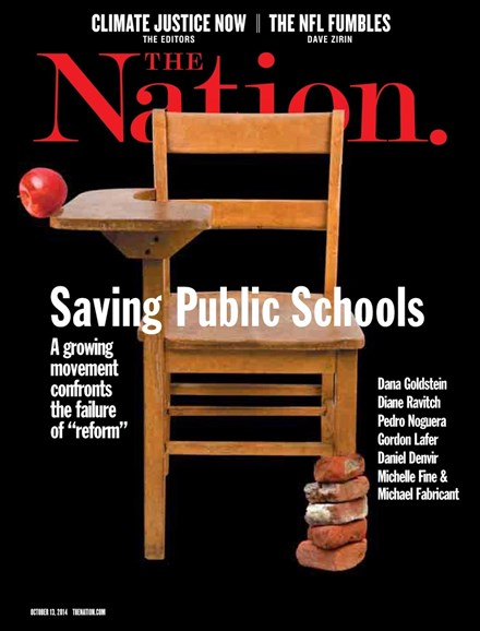 The Nation Cover - 10/13/2014