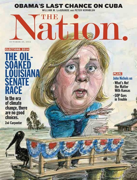 The Nation Cover - 10/20/2014