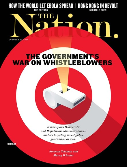 The Nation Cover - 10/27/2014