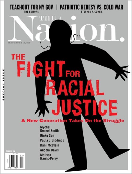 The Nation Cover - 9/15/2014