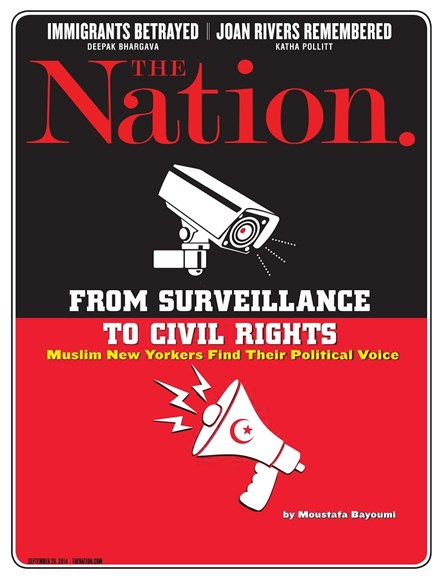 The Nation Cover - 9/29/2014