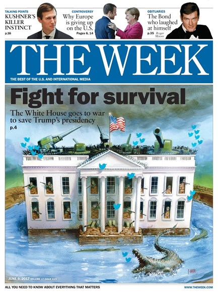 The Week Cover - 6/9/2017