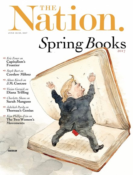 The Nation Cover - 6/19/2017