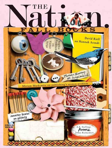 The Nation Cover - 12/9/2013