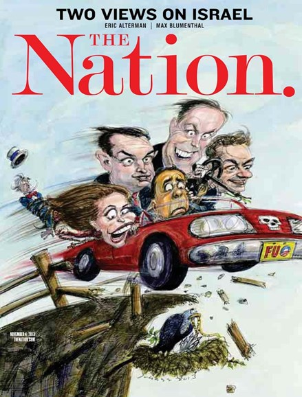 The Nation Cover - 11/4/2013