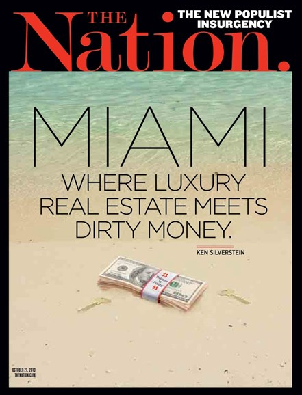 The Nation Cover - 10/21/2013