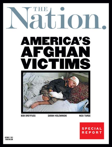 The Nation Cover - 10/7/2013