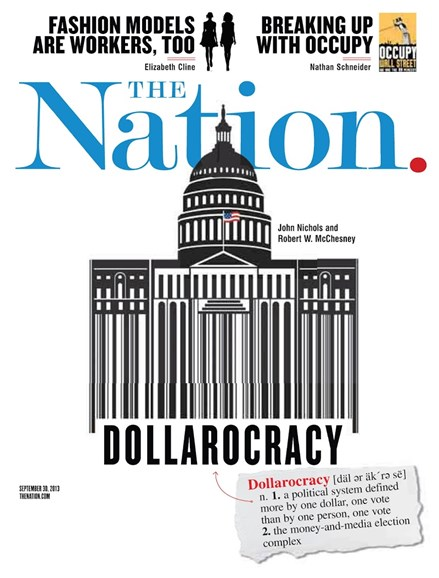 The Nation Cover - 9/30/2013