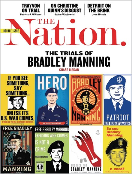 The Nation Cover - 8/19/2013