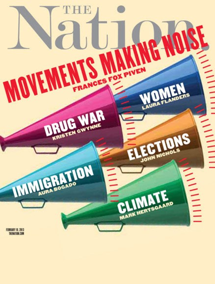 The Nation Cover - 2/18/2013