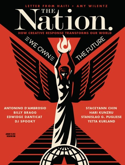The Nation Cover - 1/28/2013