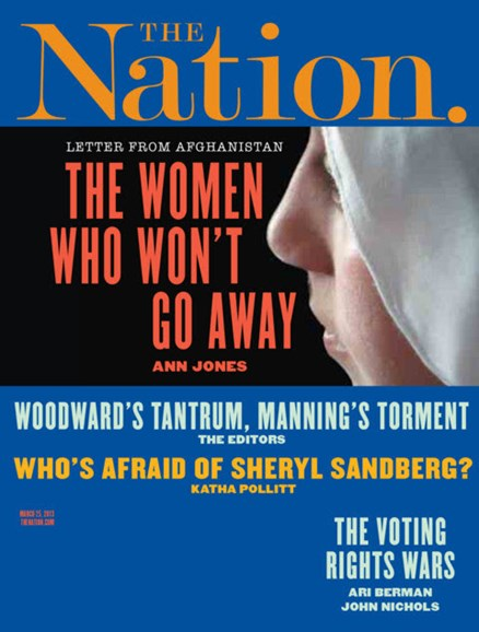 The Nation Cover - 3/25/2013