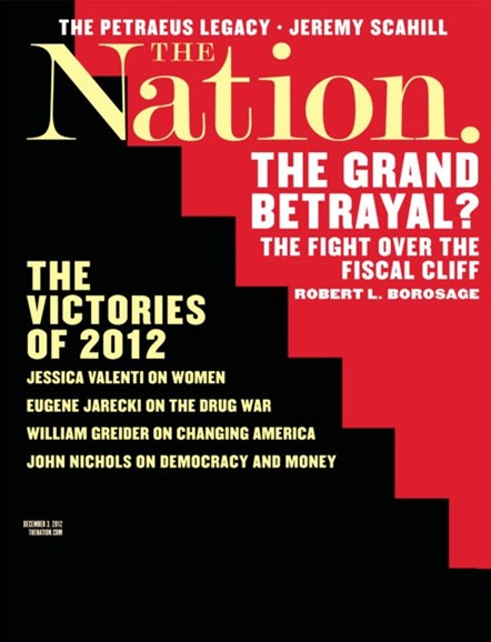 The Nation Cover - 12/3/2012