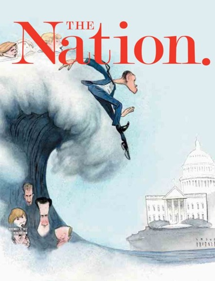 The Nation Cover - 11/26/2012