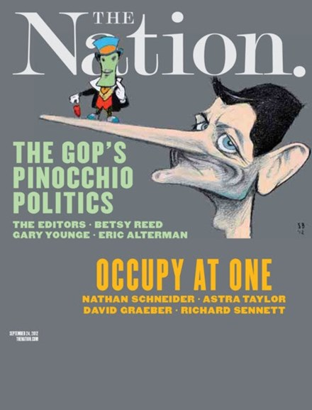 The Nation Cover - 9/24/2012