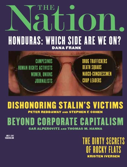 The Nation Cover - 6/11/2012