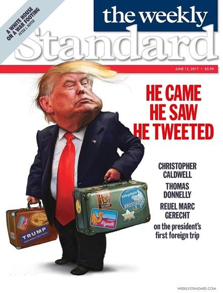 Washington Examiner Cover - 6/12/2017