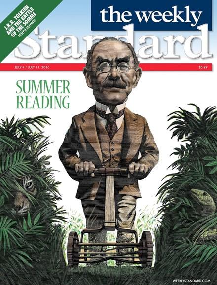 Washington Examiner Cover - 7/4/2016