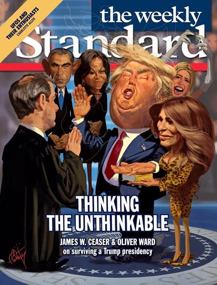 Washington Examiner Cover - 5/9/2016