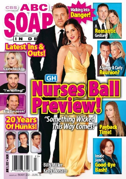 ABC Soaps In Depth Cover - 6/5/2017