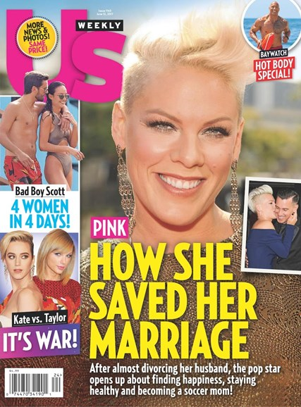 Us Weekly Cover - 6/12/2017