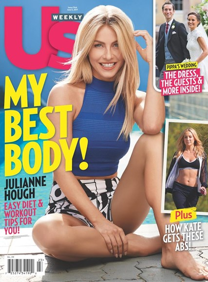 Us Weekly Cover - 6/5/2017