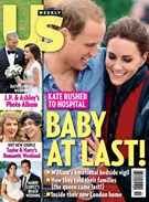 Us Weekly Magazine 12/17/2012