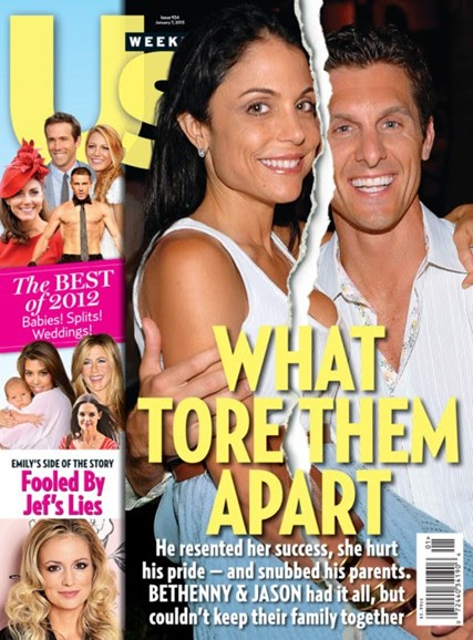 Us Weekly Cover - 1/7/2013