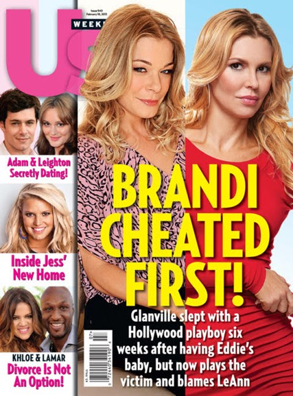 Us Weekly Cover - 2/18/2013