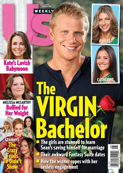 Us Weekly Cover - 2/25/2013