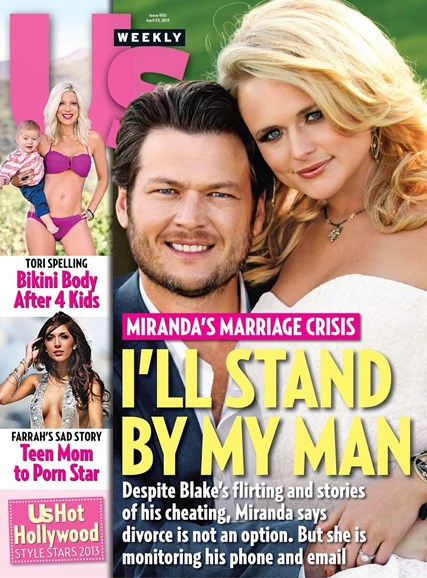 Us Weekly Cover - 4/29/2013
