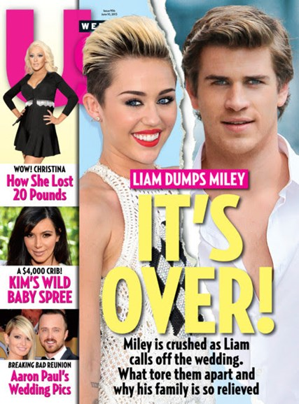 Us Weekly Cover - 6/10/2013