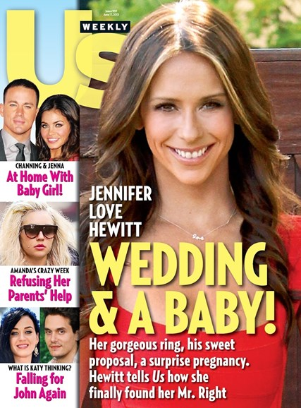 Us Weekly Cover - 6/17/2013
