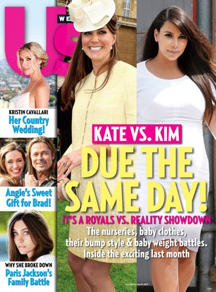Us Weekly Cover - 6/24/2013