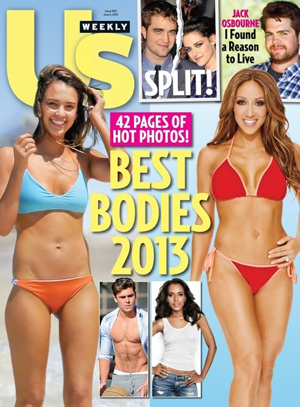 Us Weekly Cover - 6/3/2013