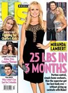 Us Weekly Magazine 11/25/2013