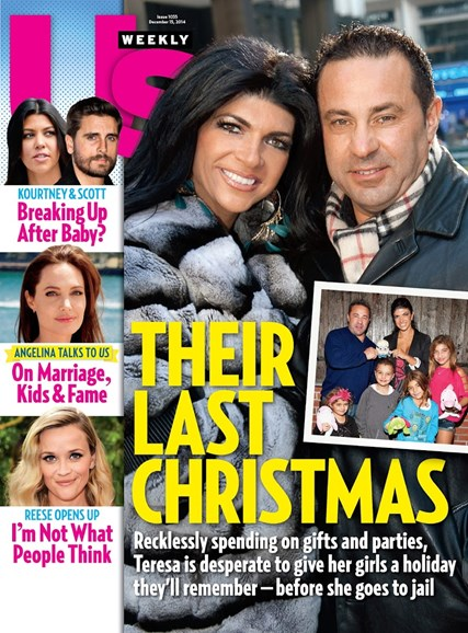 Us Weekly Cover - 12/15/2014