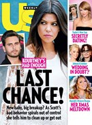 Us Weekly Magazine 12/22/2014