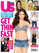 Us Weekly Magazine 1/13/2014