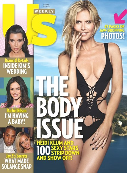 Us Weekly Cover - 6/2/2014