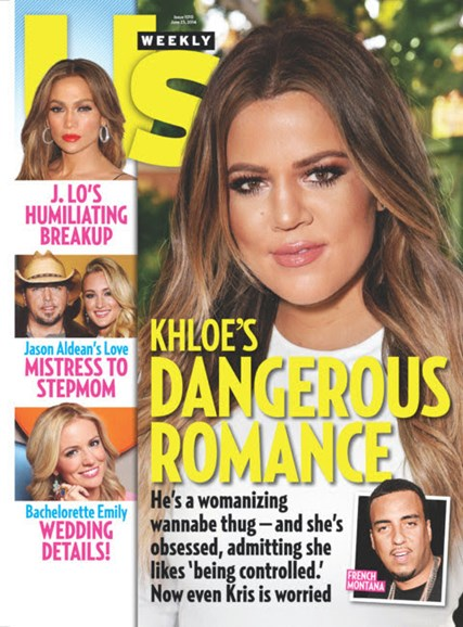 Us Weekly Cover - 6/23/2014